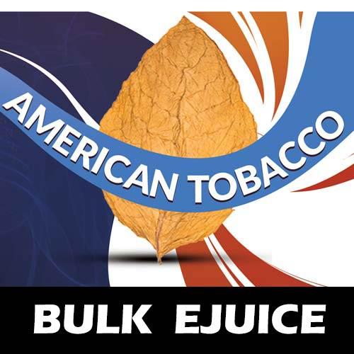 American Tobacco Bulk E-Liquid | Tobacco Flavor Bulk Vape