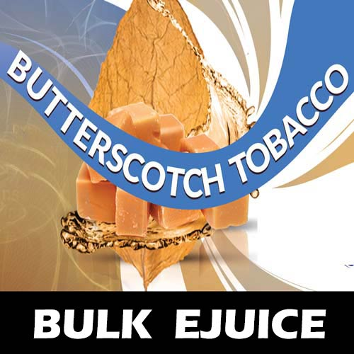 Butterscotch Tobacco Vape Juice