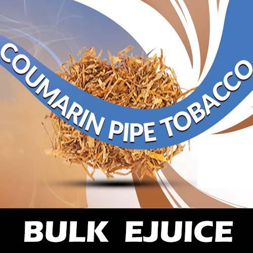 Coumarin Pipe Tobacco Bulk E-Liquid | Tobacco and Spice