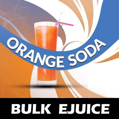 Orange Soda Vape Juice