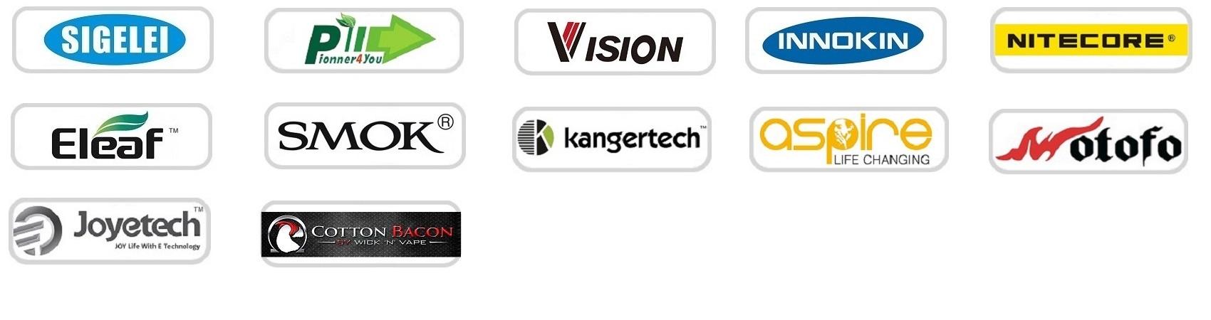 Best Ecig Vape Company Brands