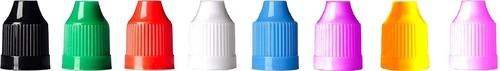 Vape Juice Dropper Bottle Cap Colors