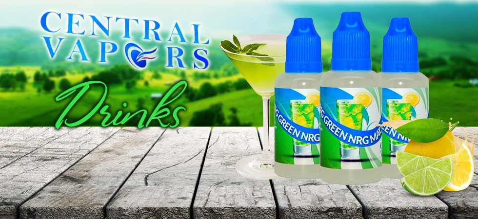 Drink Flavored Ejuice | Beverage Flavor Vape Juices