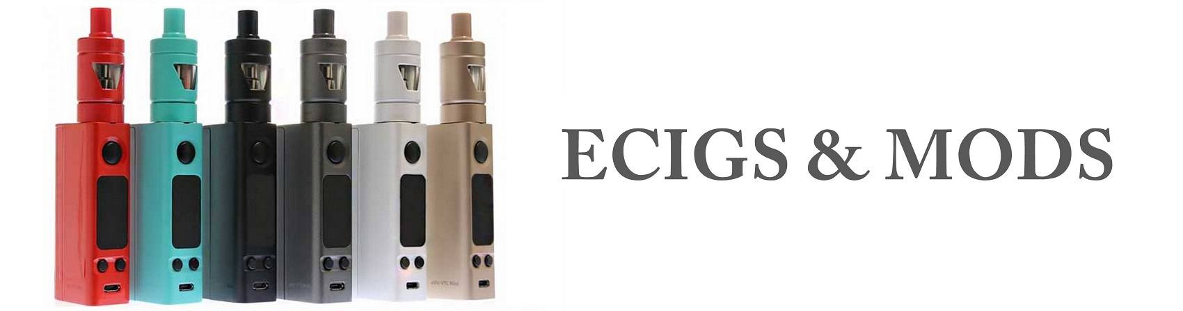 Best Vape Mods and Ecig Starter Kits