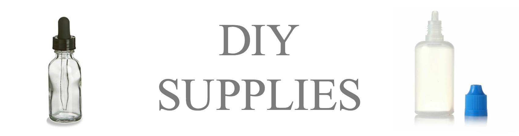 DIY Supplies and Best e juice Concentrate Flavors