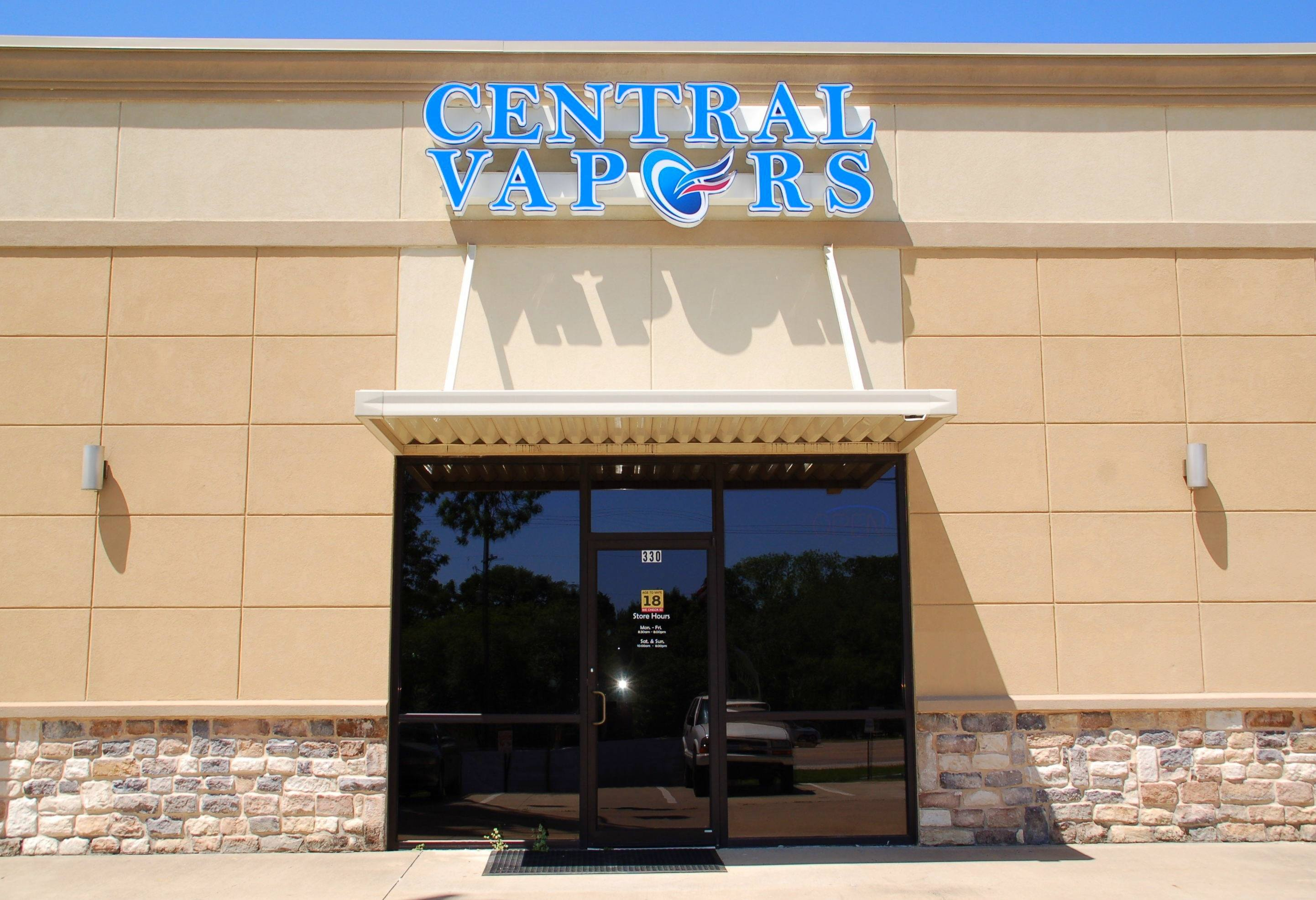 Central Vapors Electronic Cigarette eJuice Store