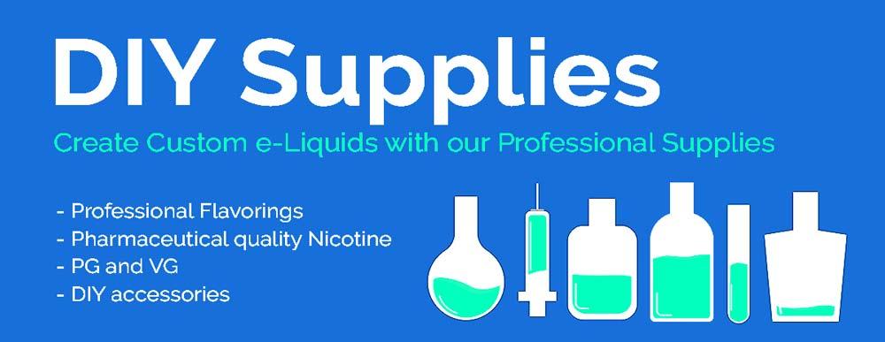 diy vape supplies