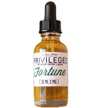 Premium ejuice Fortune E-liquid