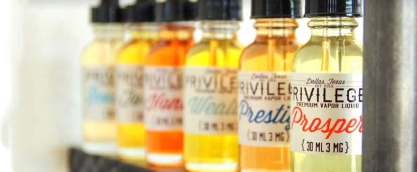Premium E Juice | Privileged Premium Vape Juice