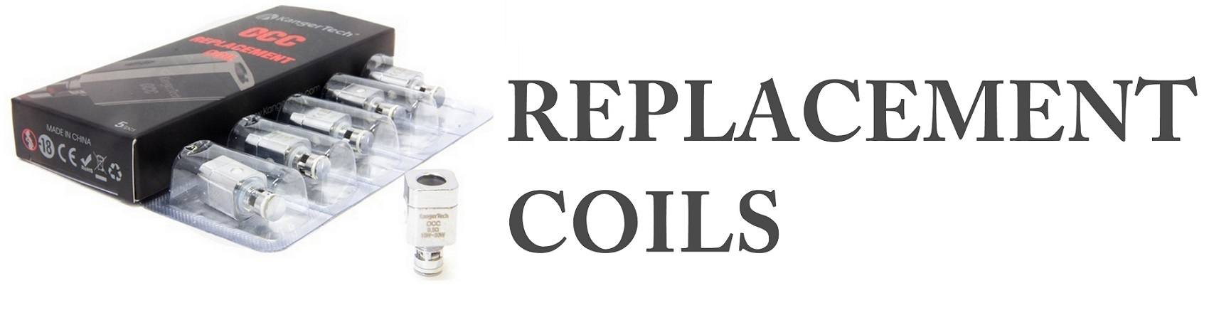 Replacement Attomizer Ecig Coils