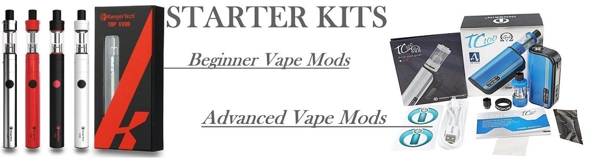 Vape Starter Kit | All in one Vape Starter Kits