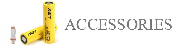 Vape Accessories And E-Cig Vaping Suppplies