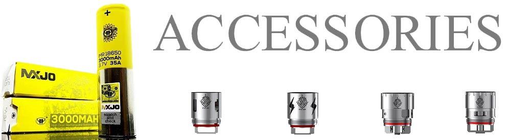 Vaping Hardware | Vape Coils and Vape Kits | 18650 Batteries