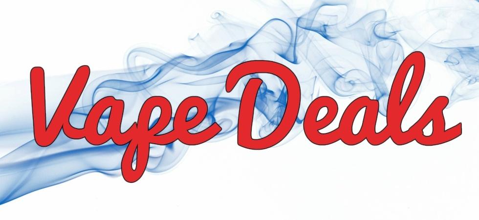 Cheap E Juice Vaping Deals