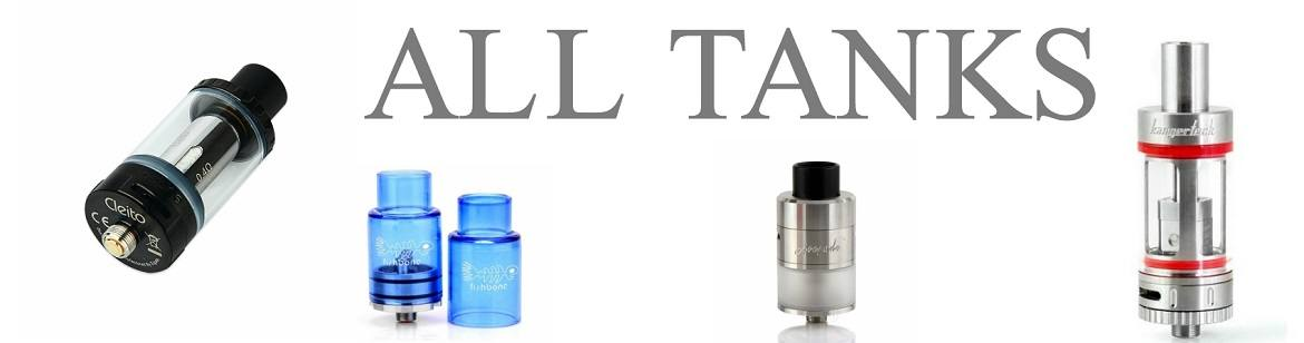 Vape Mod Tanks For Your Vapor Mod Kits