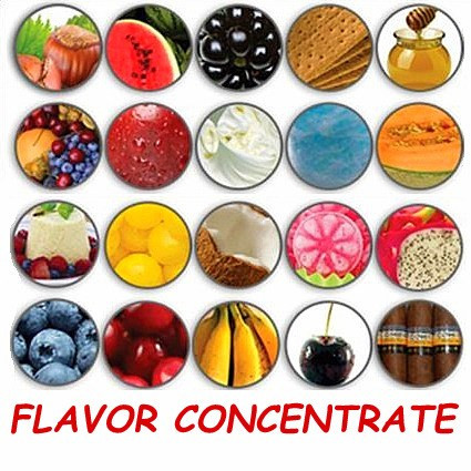 Flavor Concentrate for DIY Vape Juice