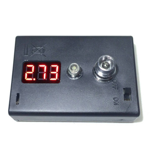 510 Ohm Meter Reader Digital Voltage Tester