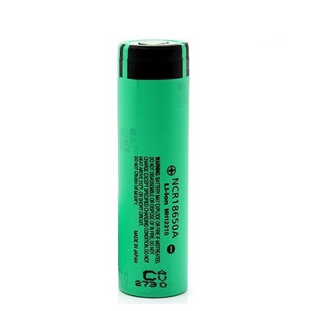 Panasonic NCR18650A 3400mah Battery - Model A