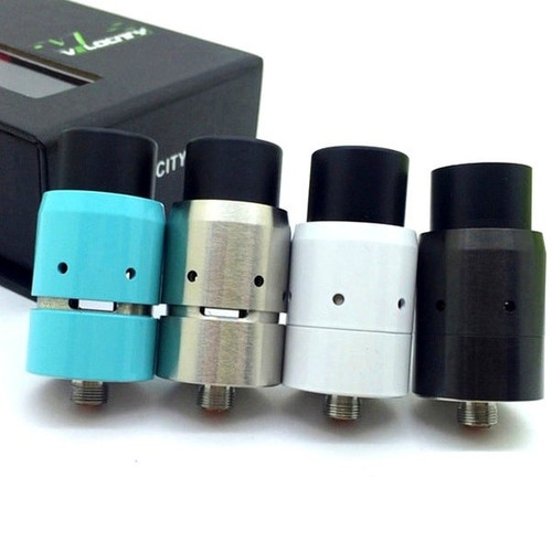 Velocity RDA RBA Dripping Atomizer Tanks
