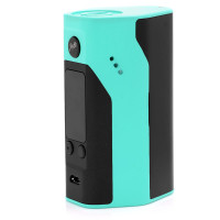 Jaybo Reuleaux RX200s Box Mod - Black and Cyan