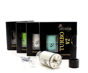 Turbo V2 RDA by Tobeco