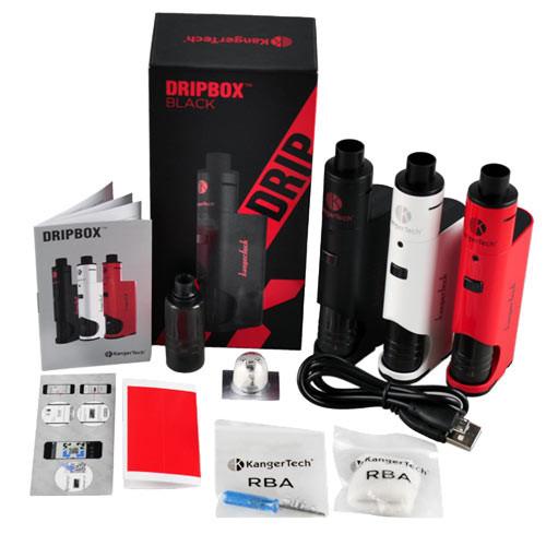 Kangertech Dripbox 60w Ecig Starter Kit