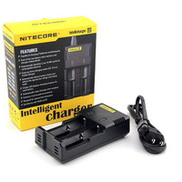 Nitecore i2 Charger Contents