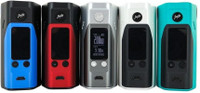 Wismec Reuleaux RX 2/3 200W Variable Voltage dual or tripple 18650 Box Mod