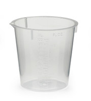 Plastic Beaker for DIY Mixing
