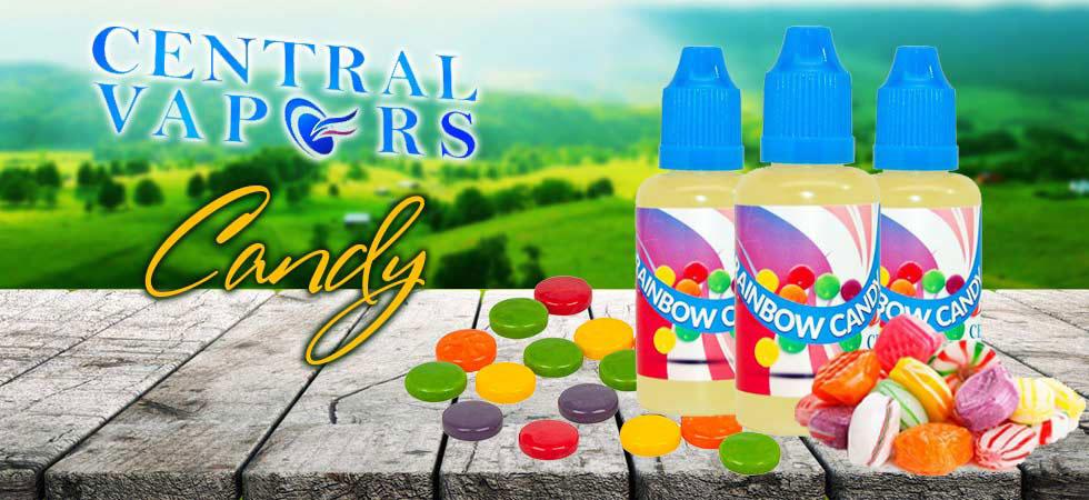 Vape Juice Candy Flavors