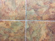 Novalis Providence 18 x 18 Copper Slate-$1.89 sq ft.