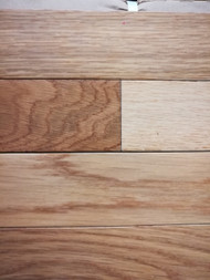 "Bruce Timberland Oak Classic Brown 3/4"" x 2.25"" Solid Hardwood - $1.79 sq. ft."