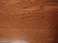 "Mohawk Autumn White Oak 3/8"" x 3"" Engineered Hardwood - $1.79"
