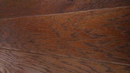 "Mohawk Coffee Bean Hickory Wirebrush 3/8"" x 5"" Engineered Hardwood - $2.99 sq. ft."