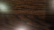 "Colombia Oak Chocolate 3/4"" x 3.25"" Solid Hardwood - $3.99 sq. ft."