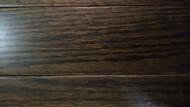"Colombia Oak Chocolate 3/4"" x 2.25"" Solid Hardwood - $3.99 sq. ft."