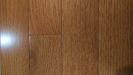 "Fairmont Oak Gunstock 3/4"" x 2.25"" Solid Hardwood -$3.49 sq. ft."