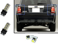 LED Tail Light Bulb Upgrade for Ford Escape 2008-2012