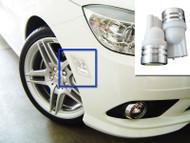 2x LED Bumper Corner Light Bulbs for Mercedes W204