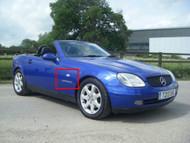 Pair of Equinox LED Side Marker Bulbs Ultra Bright for Mercedes SLK R170 1998-2004