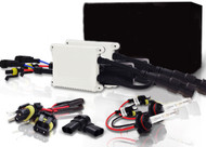 6000K Bright White Hi-Lo Bi-Xenon HID Kit for Your Headlights
