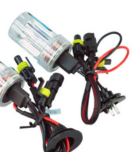 Pair of HID Headlight Bulbs for Aftermarket HID Kits