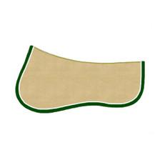 Wilker's Style MBP Memory Foam Half Pad Side View