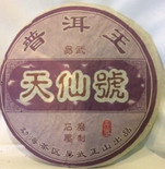 Yi Wu Premium Pu-erh Cake (Raw/Green) -- 1995 Production
