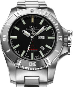 Ball Engineer Hydrocarbon SilverFox LE DM2036A-S8C-BK