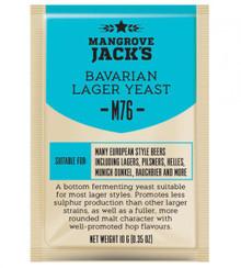 Mangrove Jack's CS Yeast M76 Bavarian Lager (10g)