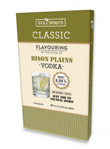 Still Spirits Classic Bison Plains Vodka (2 x 1.125L)