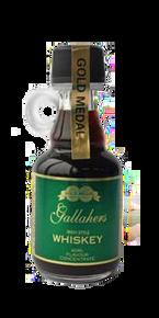 Gold Medal Gallahers Irish Whiskey - Glass