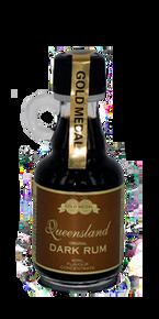 Gold Medal Queensland Dark Rum - Glass