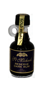 Gold Medal St Michaels Reserve Rum - Glass